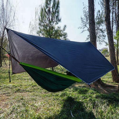 4-season hammock tarp