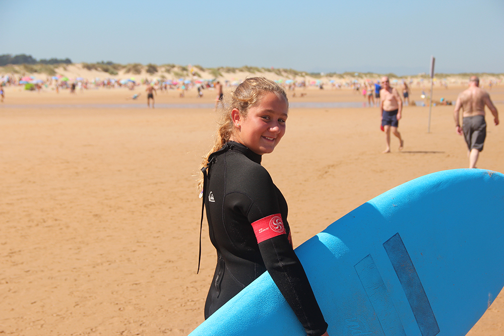 The Physical Benefits of Enrolling the Kids to A Surf Camp