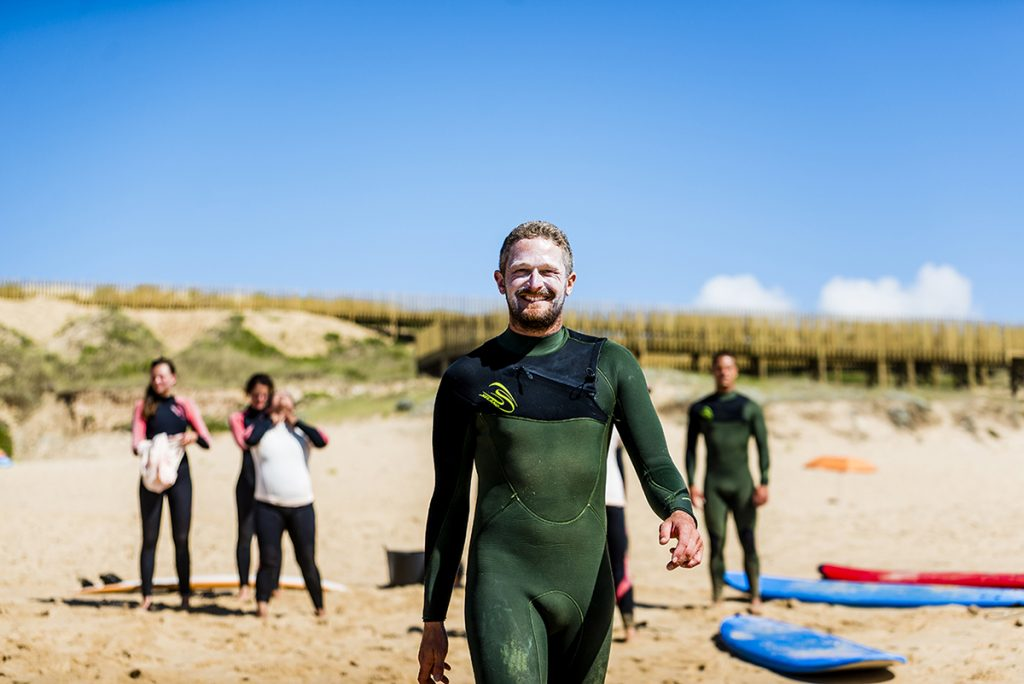 Your Guide to Choose Surf School in Portugal