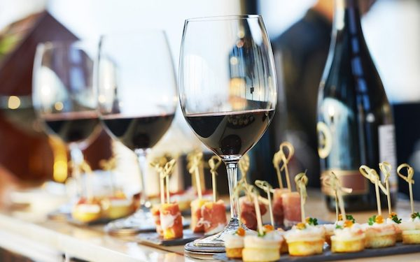 appetizers catering bali