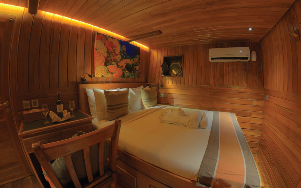 Try Looking for Komodo Diving Liveaboard with Single Cabins