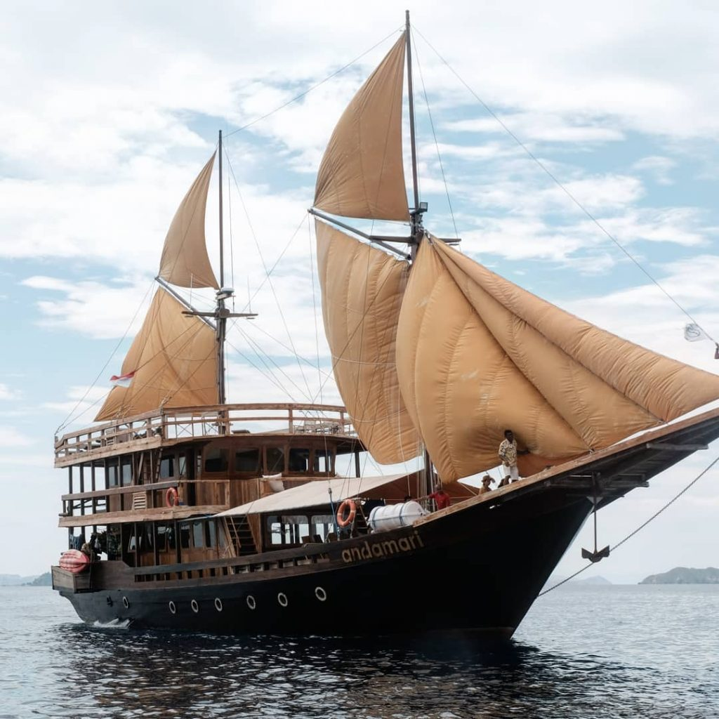 Komodo Cruise — Where Everything Started