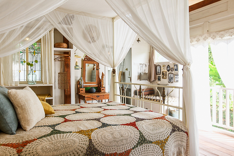 A Traditional House with Authentic Indonesian Taste of Bygone Era