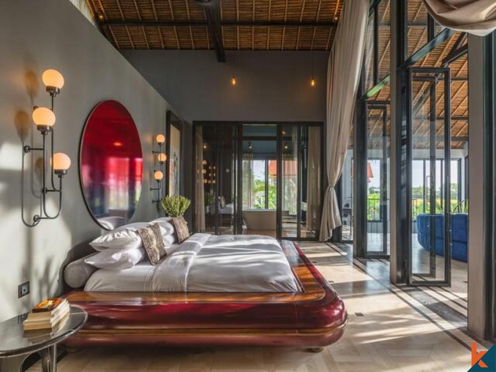 Stunning Canggu Bali Villas with Art Deco Inspired Architecture