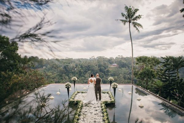wedding catering services in bali