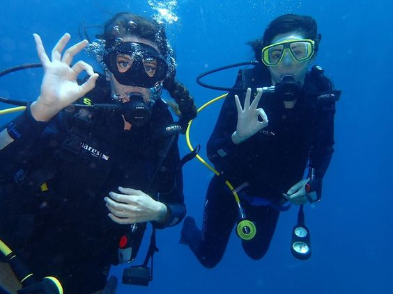 Best Beginners Tips to Stay Relax During Scuba Diving