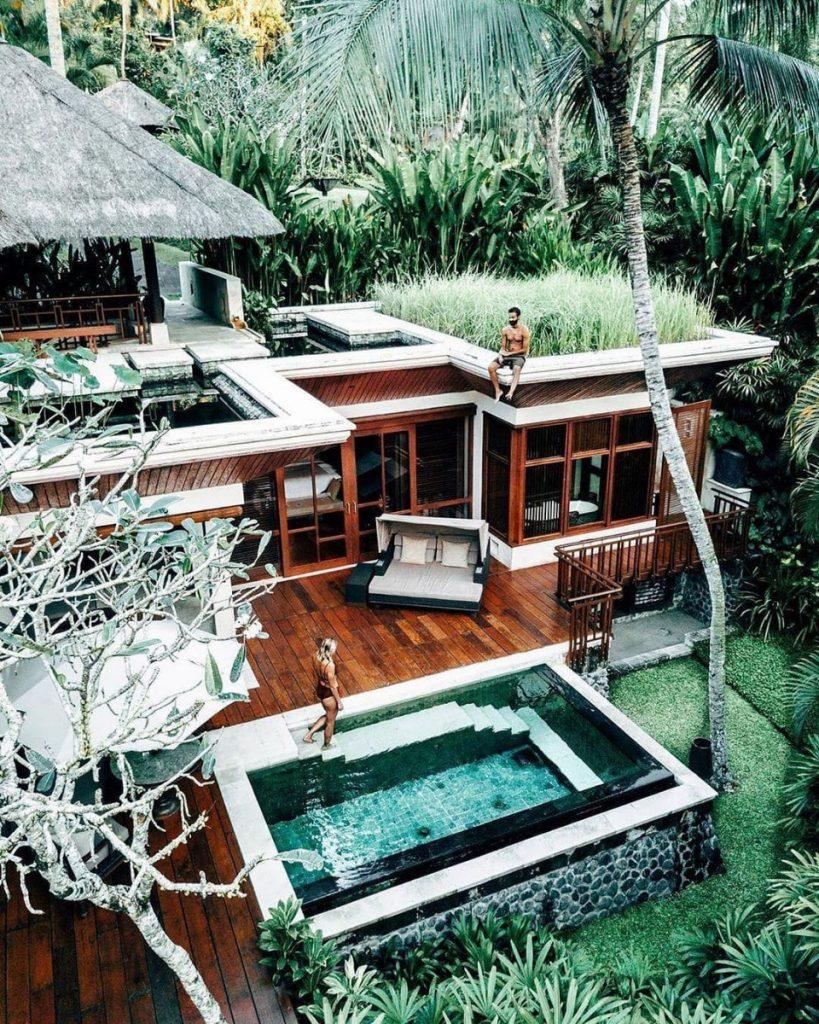 5 Ideas of Stunning Outdoor Spaces in Luxury Villa Rental Bali